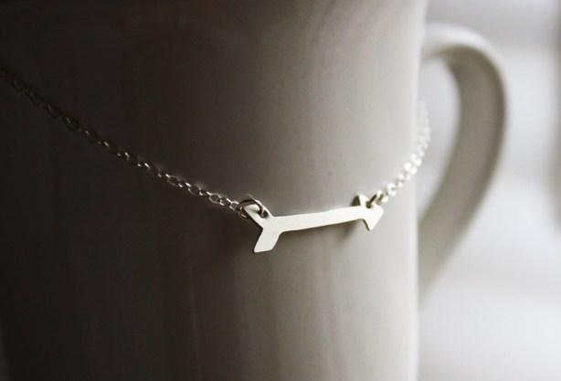 arrow necklace (3)